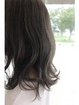 ジップヘアー(ZipHair)Zip Hair ★スモーキーグレージュ★