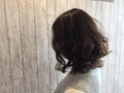ヘアーワークスロジカ(hair works LOJICA)の写真