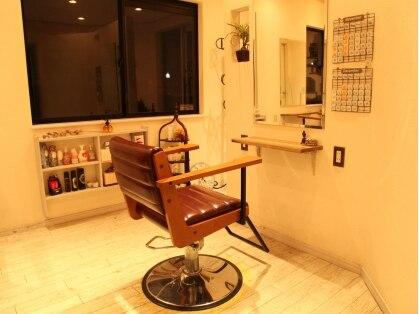 ヘアーアトリエ ラポルト(hair atelier la porte.)