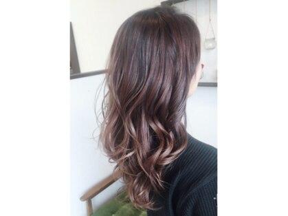ウーデヘアー(ode hair)の写真