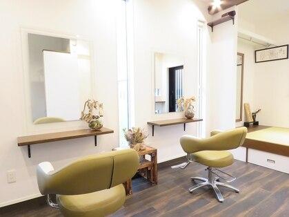 美容室 トワモワの写真