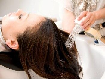 ノイエ(noie)の写真/【今池】今までとは断然違う!生まれ変わったような髪の質感が体験できる【高濃度炭酸泉スパ】で徹底ケア!