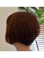 ヘアメイク スコア(Hair Make S CORE)襟足すっきりちゃんボブ【Hair Make S-CORE】053-445-2100