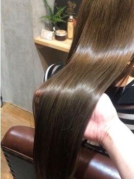 ウラロージュ(uraloge)の写真/【桜川徒歩1分】oggiotto,酸熱トリートメント取扱い◇日頃の髪のお悩みを解決しハリコシのある潤う美髪へ♪