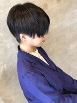 アティック ヘアーデザインアンドリラクゼーション(attic hair design&relaxation)レディース ショート