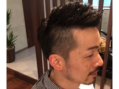 クマヘアー(KUMA hair)の写真