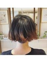 トロ ヘアーサロン(.toro hair salon)クセ毛ボブ