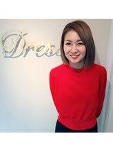 ドレス(hair design & care DRESS)田上 真代