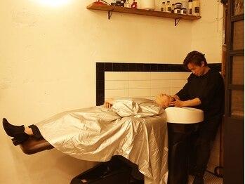 ハナワ エビス トウキョウ ヘアーサロン(HanaWa ebisu tokyo hair salon)の写真/【RENEWAL OPEN】健やかな髪と頭皮を実現。本格オーガニックサロンのヘッドスパ&クリームバス体験<恵比寿>