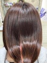 リアンフォーヘアー(Lien for hair)酸熱還元トリートメント