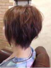 ヘアーラボ クレオ(Hair Labo CREO)ゆるふわショート