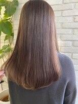 ロンドプランタン 恵比寿(Lond Printemps)髪質改善トリートメント×フォギーベジュブラウン