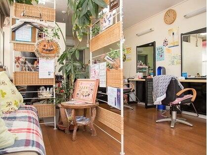 ハナブサ美容室の写真