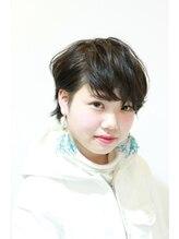 キッカ(CHICCA)【CHICCA/染井】ショートマッシュ