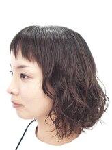 アイチャンネル ヘアデザイン(i CHANNEL hairdesign)デジタルパーマ
