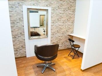 ヘア ルシェ(hair ruscha)の写真/美容室はゆったり&リラックスして過ごしたい方にオススメ!!程よい距離感と心地のいい接客でおもてなし♪