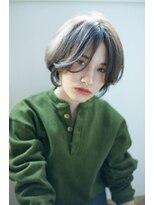 【HOMIETOKYO】小顔×フェアリーとろみショート☆ 10837