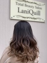ラニクイール(Lani Quill)ロング×グラデーションカラー