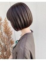 キアラ(Kchiara)黒髪にも似合うショートボブ【福岡大名Kchiara瀧本】