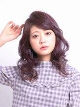 ヘアーアンドスペースコト 東口店(hair+space coto)柔らか+愛され☆欲張りウェーブパーマスタイル☆