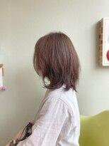 ライフヘアデザイン(Life hair design)夏のブルー×グレイカラー☆