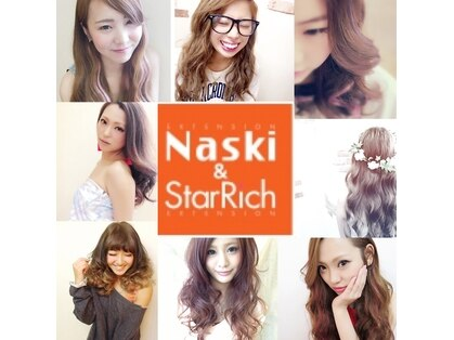 ナスキィアンドスターリッチ(Naski&StarRich)の写真