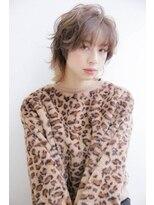 ロアール 楠(LOAOL KUSUNOKI)カッコ可愛いウルフスタイル