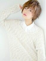 アリーズヘアー 青山(allys hair)allys hair aoyama ナチュラルコットンショート【WAJI】