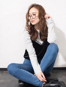 トーキョーヘアーギンザ(TOKYO hair GINZA)の写真/【女性スタイリスト】30代からの大人女性に圧倒的支持◎落ち着いた上質空間でワンランク上のStyleを-。