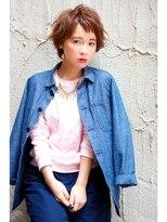 【Dejave】シャイニーカッパー×ファッションショート