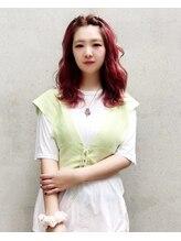 レガシーヘアーデザイン(Legacy hair design)Rina