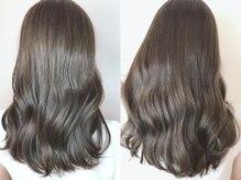 西荻窪で唯一Zinaだけ♪髪質改善サイエンスアクアinイルミナカラーで色気溢れる艶髪♪おすすめチャート♪
