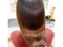 ゴッソホリエ(gosso horie)の雰囲気(自分史上最高の髪質へ♪髪質改善酸性ストレートオススメです!)