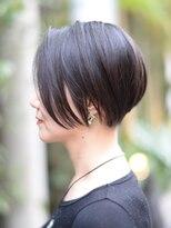 バタフライ(butterfly)30代.40代 髪質改善!2019 春夏 前下がり 前下がりショートボブ
