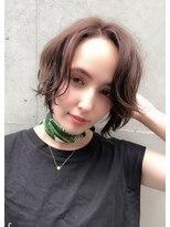 レア 渋谷(Le'a)【Le'a渋谷】エッジショートで夏髪