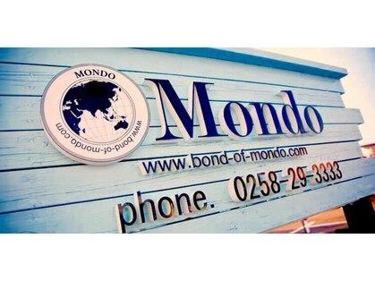 モンド(MONDO)の写真