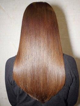 アッシュケイン(ash kein)の写真/憧れの美髪が叶う♪【N.カラーシャンプー】を組み合わせればダメージ最小限で髪色をキープ★