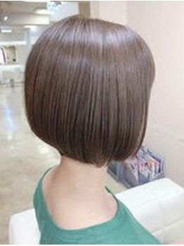 ディーゾーン(D zone)の写真/ダメージレスでオーガニックな[ミネラルイオンカラー]で大人女性の美髪を♪ずっと綺麗な髪でいたい貴方へ―