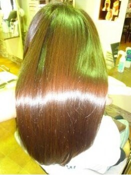 リンクフォーヘアー(Link for hair)の写真/潤いと輝きが今以上の優れモノ★ミネラル濃度がとても高く髪の修復能力が非常に高い【キララ】【公津の杜】