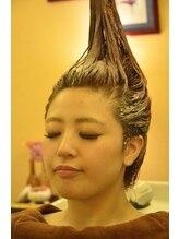 極上なひととき♪頭皮から美髪へと導く癒しの時間・・・☆ 【国分寺駅/クリームスパ】