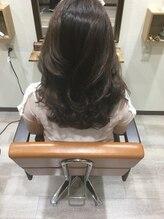 ヘアーサロングランデ 高円寺(hair salon Grande)クールアッシュ