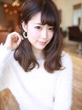 アグ ヘアー トリップ 川西2号店(Agu hair trip)ラブ×フェミニン☆セミディ
