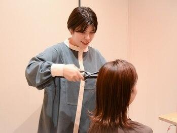 リノ(lino)の写真/「トレンド×パーソナル」流行りのヘアスタイルも似合っていないとオシャレじゃない!