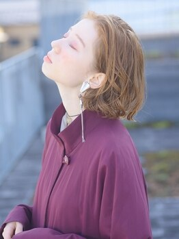 ヘアーサロン フーガ せんげん台店(HAIR SALON fuuga)の写真/頭皮や髪の状態に合わせ、4種類のクリームバススパからセレクト☆いつものメニューに+してご褒美タイム♪