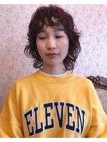 チカシツ(Chikashitsu)perm style