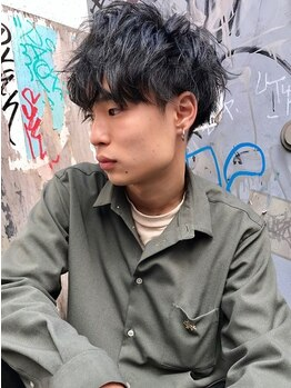 メンズ サロン ドット トウキョウ 町田店(men's salon dot. tokyo)の写真/町田でも希少なメンズサロン♪かっこよくなりたいなら《dot.tokyo》メンズトレンドはここで叶える!【町田】