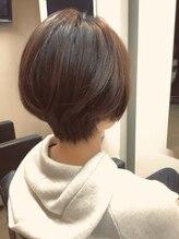 ヘアメイクマナ(hair make MANA)ショートボブ