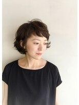 ラトリエコンタン(L´atelier Content)【L`atelier Content YUMI】ナチュラルな大人ミディアム