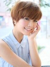 アニモフィオレンテ 南越谷店(animoFIORENTE)+animo+ COOL&SWEET★ガーリーマッシュ