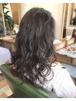 ヘアーアトリエクレリエール(Hair Atelier Clairie'RE)ランダムカール